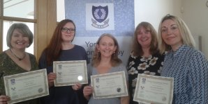 graduation day for hypnotherapists