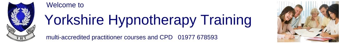 multi accredited hypnotherapy training in Yorkshire